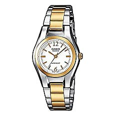 Часы Casio Collection Ltp-1280psg-7a Grey/Gold
