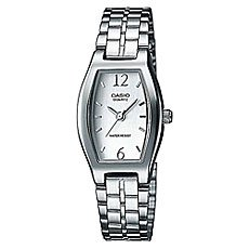 Часы Casio Collection Ltp-1281pd-7a Grey/White