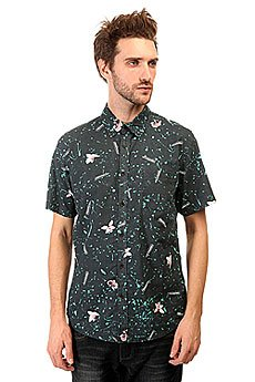 Рубашка Quiksilver Sweet Sour Shirt Wvtp Sweet And Sour Black