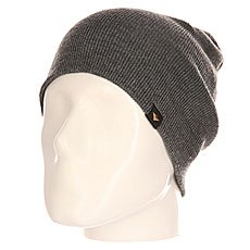 Шапка Emerica Brandoe Beanie Grey/Heather