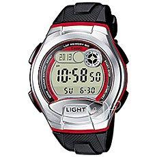 Электронные часы Casio Collection W-752-4b Black/Grey/Red