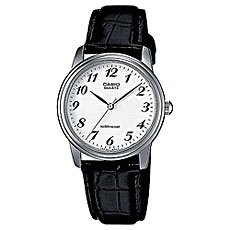 Кварцевые часы Casio Collection Mtp-1236pl-7b Silver/Black