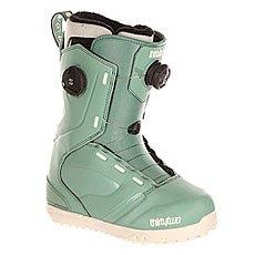 Ботинки для сноуборда женские Thirty Two Binary Boa Green