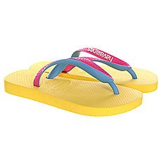 Вьетнамки Havaianas Top Mix Yellow