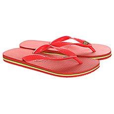 Вьетнамки Havaianas Brasil Red