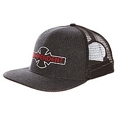 Бейсболка с сеткой Independent O.g.b.c. Mesh Trucker Acid Black