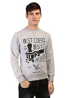 Толстовка свитшот Anteater Crewneck Coffee Grey