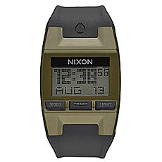 Электронные часы Nixon Comp Surplus/Black