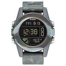 Электронные часы Nixon Unit Lunar Rock