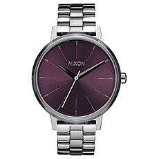 Кварцевые часы женские Nixon Kensington Plum