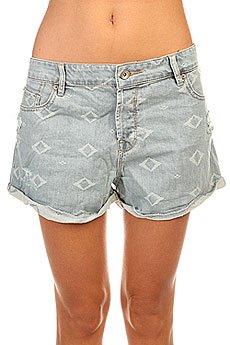 Шорты джинсовые женские Roxy Burnin J Dnst Vintage Light Blue