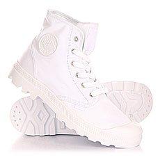 Ботинки высокие Palladium Pampa Hi White
