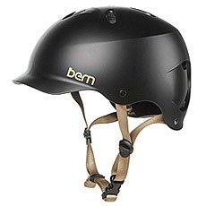 Водный шлем женский Bern Water Lenox Satin Black