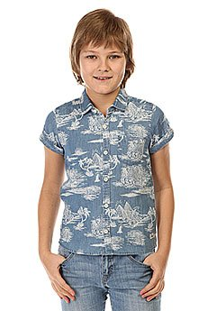 Рубашка детская Quiksilver Pyrapoisboy Wvtp Pyramid Point Flinst