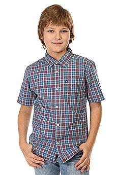 Рубашка в клетку детская Quiksilver Every Checks You Wvtp Everyday Check Feder
