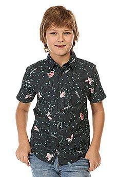 Рубашка детская Quiksilver Sweet Wvtp Sweet And Sour Black
