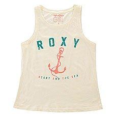 Майка детская Roxy Rg Tank Anchor G Tees Sand Piper