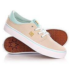 Кеды низкие женские DC Trase Tx Shoe Sand Dollar