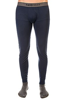 Термобелье (низ) Super Natural Base Tight 175 Navy