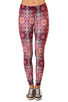 Леггинсы женские Roxy Relay Pant J Ndpt Psychedelic Dream Co