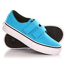 Кеды низкие детские DC Trase V B Shoe Bright Blue