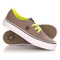Кеды низкие детские DC Trase Tx B Shoe Taupe