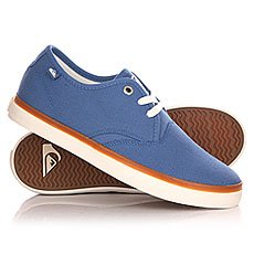 Кеды низкие детские Quiksilver Shorebreak Yout B Shoe Blue