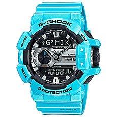 Электронные часы Casio G-Shock Gba-400-2C Light Blue