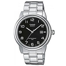 Кварцевые часы Casio Collection Mtp-1221A-1A Grey/Black