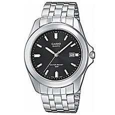 Кварцевые часы Casio Collection Mtp-1222A-2A Grey/Black