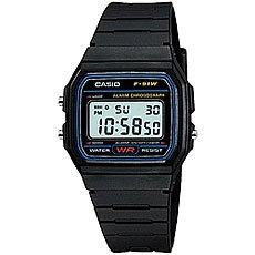 Электронные часы Casio Collection F-91W-1Q Black