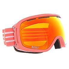 Маска для сноуборда женская Roxy Rockferry Pink