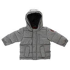 Куртка зимняя детская Quiksilver Woolmore Baby I Jckt Grey