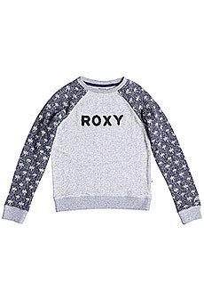 Толстовка классическая детская Roxy Wonderful Otlr Little Palm Combo Ec
