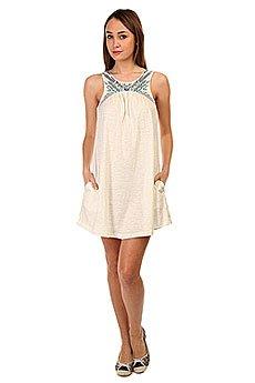 Платье женское Roxy Come Ktdr Sand Piper