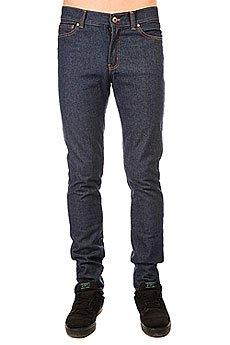 Джинсы прямые Anteater Jeans Deep Blue