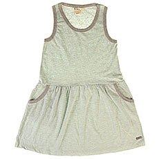 Платье детское Roxy Paradise Harbor Gray