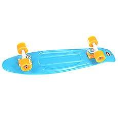 Скейт мини круизер Union Neon Stream Blue 7.5 x 28 (71.1 см)