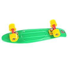 Скейт мини круизер Union Frog Green 6 x 22.5 (57.2 см)
