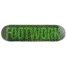 Дека для скейтборда Footwork Original Zombie 31.6 x 8 (20.3 см)
