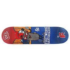 Дека для скейтборда Footwork Original Decky 31.6 x 8 (20.3 см)
