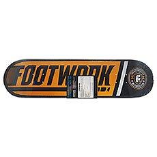 Дека для скейтборда Footwork Progress Shred Yellow 32.5 x 8.25 (21 см)