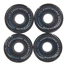 Колеса для лонгборда Footwork Road Runners Black 78A 59 mm