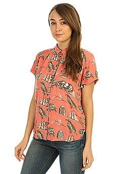 Рубашка женская Roxy Vista Point Giant State Symbols
