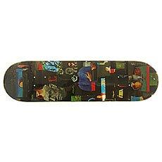 Дека для скейтборда Absurd Collage 2 multi 32 x 8.125 (20.6 см)