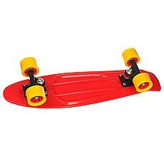 Скейт мини круизер Taste Orboard Red 6 x 22.5 (57.2 см)