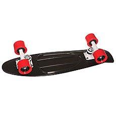 Скейт мини круизер Taste Orboard Black 6 x 22.5 (57.2 см)