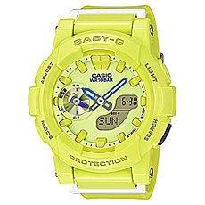 Электронные часы Casio Baby-g Bga-185-9a Yellow