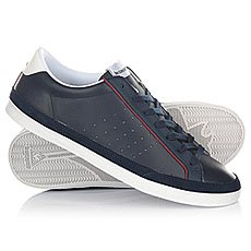 Кеды низкие Le Coq Sportif Saga Comp Lea Dress Blue