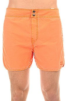 Шорты пляжные Billabong Kresson 15 Neo Orange